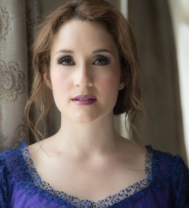 """Erin Morley Is Olympia in Jacques Offenbach's """"Les Contes d'Hoffmann"""""""