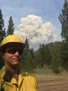 Ben Watson - Firefighter