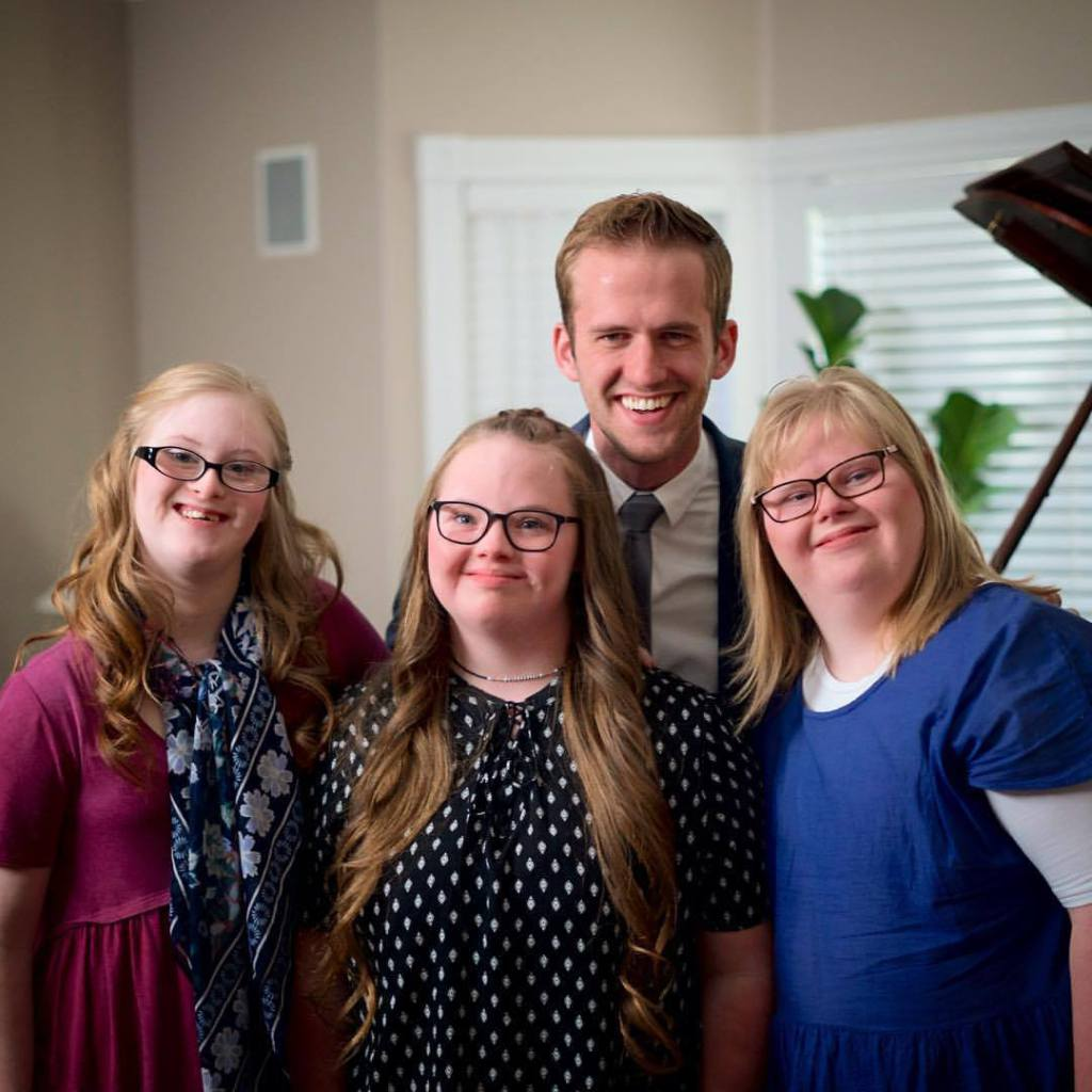Three LDS Teens with Down Syndrome Take Internet by Storm