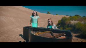 Kenya Clark and Sara Arkell - Amazing Grace