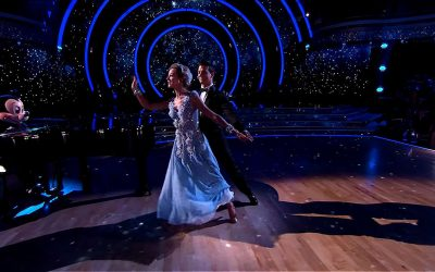 "For ""Dancing with the Stars"" Contestant Lindsey Stirling, Dreams Do Come True"