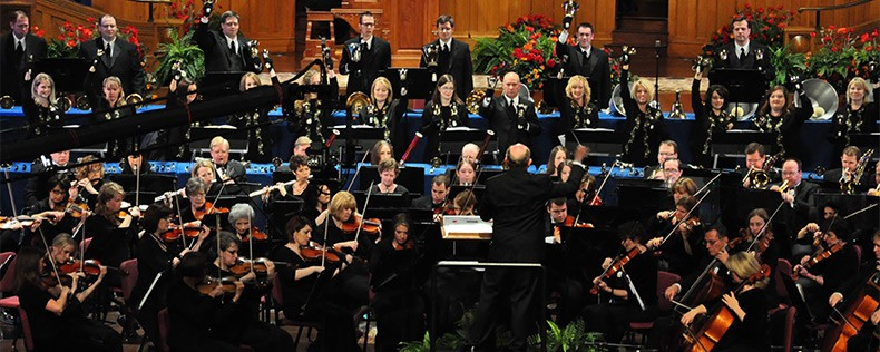 The Orchestra at Temple Square Present Their Fall Concerts