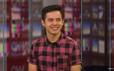 David Archuleta Believes Serving Two-Year Mission Was Best Decision of His Life