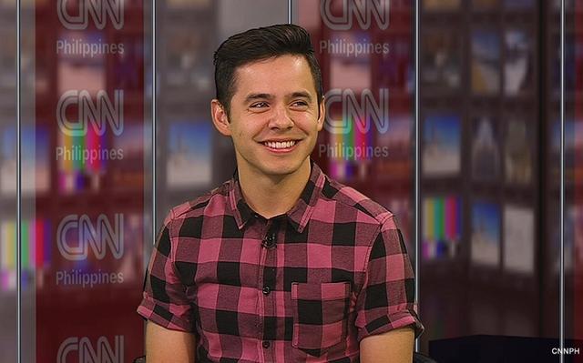 David Archuleta - The Source - CNN Philippines