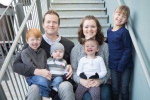 Ben Watson Family