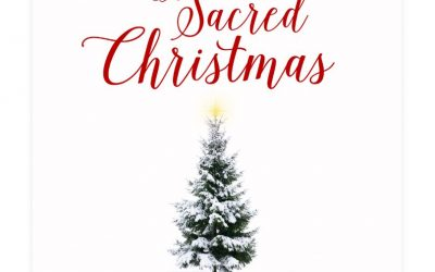 """Garth W. Smith Presents """"A Sacred Christmas"""""""