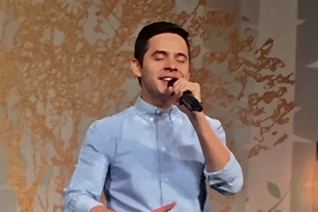 "The Touching Story Behind ""I'm Ready"" From David Archuleta's ""Postcards in the Sky"""