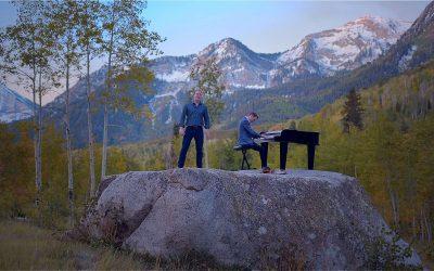 Jason Lyle Black and Jonathan Estabrooks Perform Epic Disney Medley