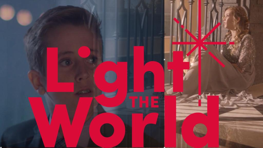 Evie Clair - Light The World