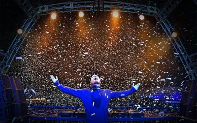 Kaskade Promises A Party Unlike Any Other in San Francisco on New Year's Eve