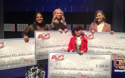 Mother and Son Take the Prize in Youth and Adult Categories of Dixie's Got Talent 2018 Finale