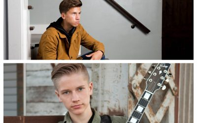 Jordan James and Easton Shane, Two Young LDS Music Artists Ready to Change the World Through Music