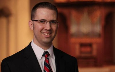 BYU Professor of Music, Dr. Brian Mathias, Named As A New Full-Time Tabernacle Organist