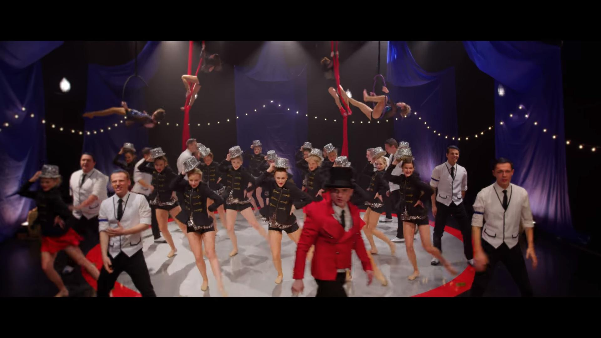 BYU Vocal Point - The Greatest Showman