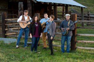 picture of Cedar Breaks Band Members