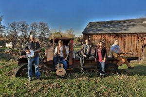 members of Cedar Breaks Band