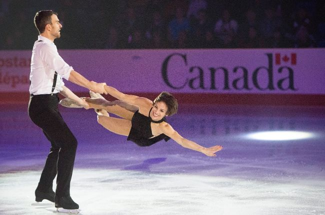 "April Meservy's Rendition of ""With or Without You"" to be Featured in 2018 Winter Olympics Figure Skating Event"