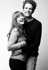 Robbie and Caitlin Connolly
