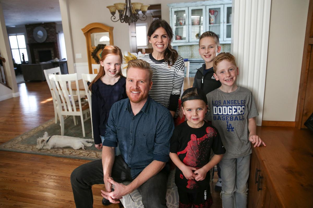 Scott Warner Family