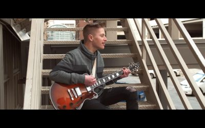 Easton Shane Has a Million Dreams of Pursuing His Passion for Creating and Performing Music