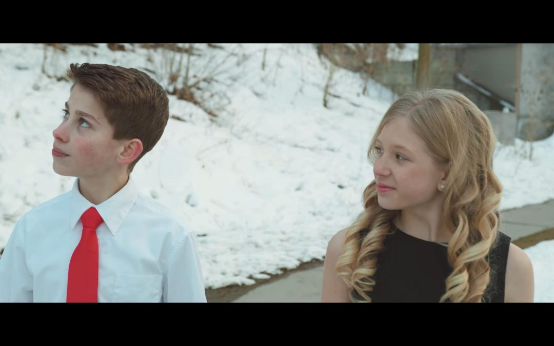 """Micah Harmon in His First Music Video Featuring Lyza Bull Performs an Excellent Rendition of """"A Million Dreams"""""""