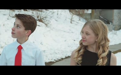 "Micah Harmon in His First Music Video Featuring Lyza Bull Performs an Excellent Rendition of ""A Million Dreams"""