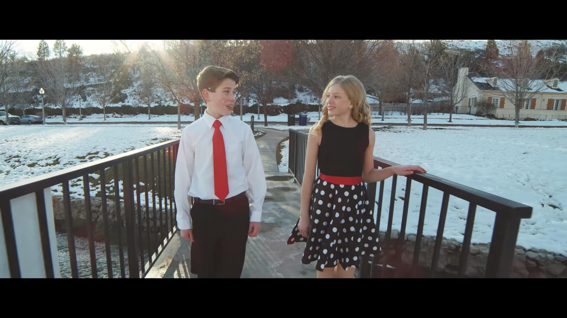 Micah Harmon and Lyza Bull - A Million Dreams