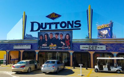 The Duttons to Launch Their New Television Series Beginning 9 March 2018