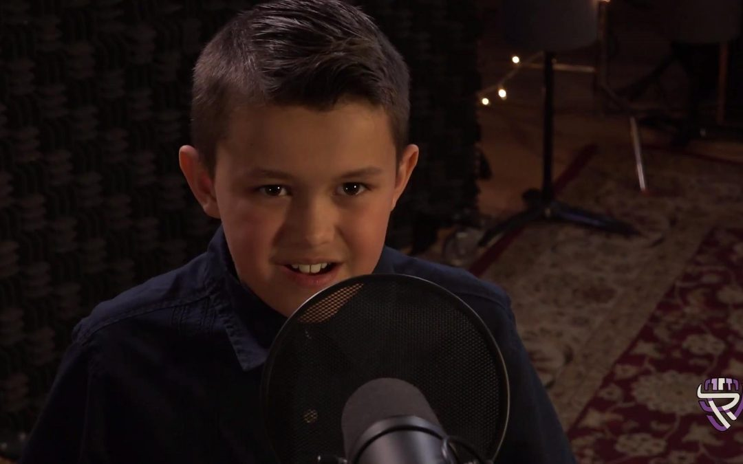 "11-Year-Old Blake Walker Delivers A Dynamic Rendition of ""This Is Me"""