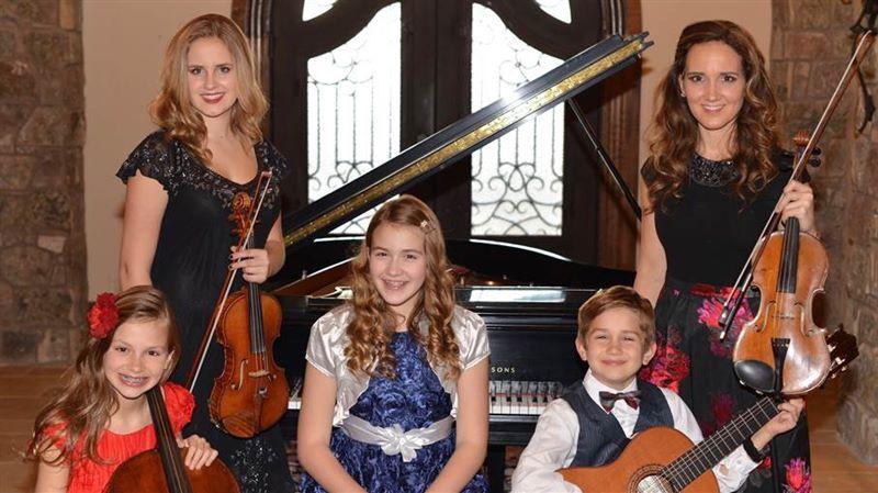 Jenny Oaks Baker - Family Four
