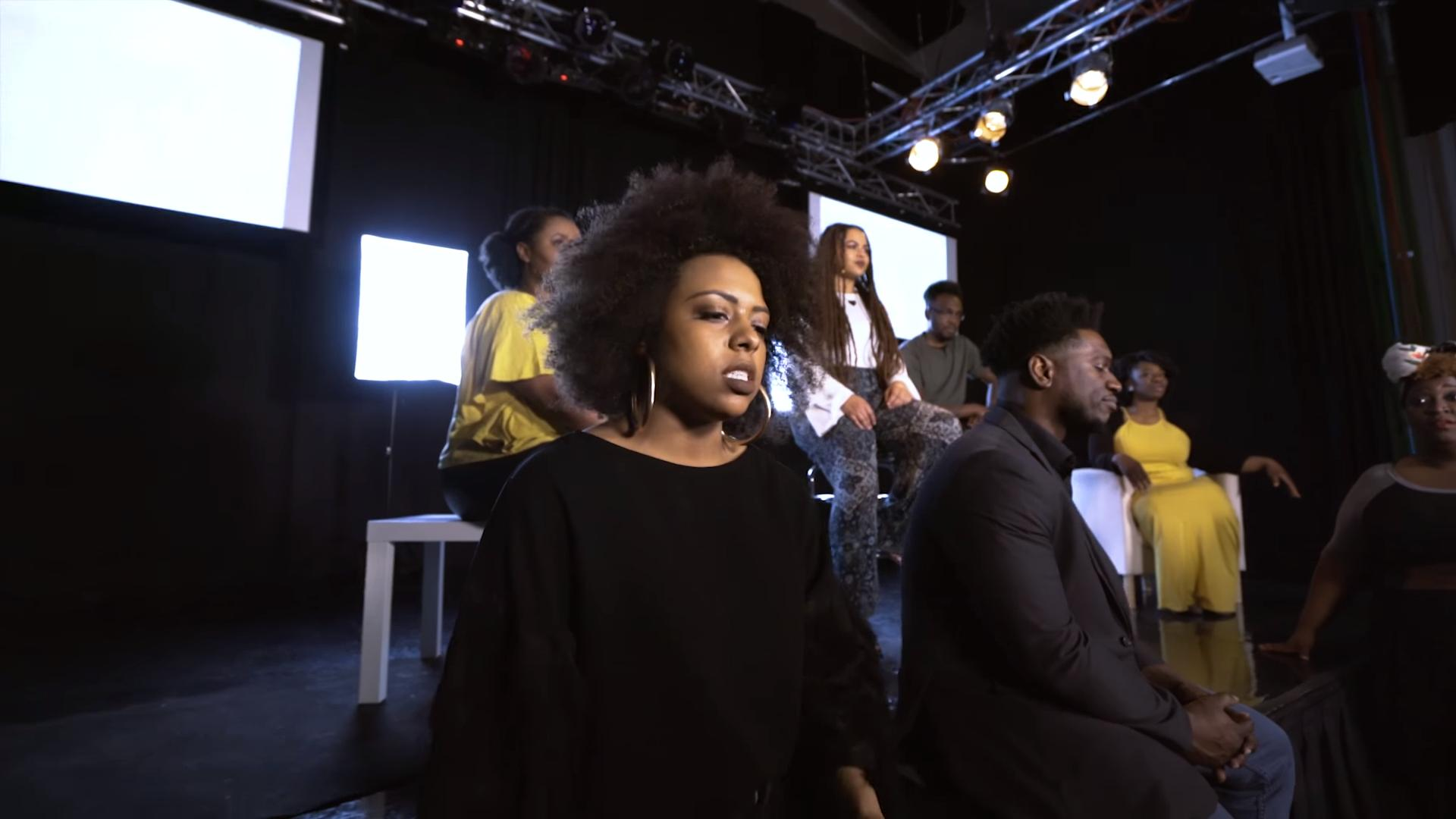 Yahosh Bonner and Friends - This Is Me