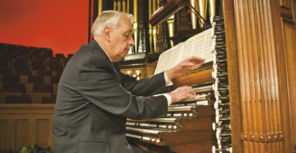 Clay Christiansen - Mormon Tabernacle Choir Organist