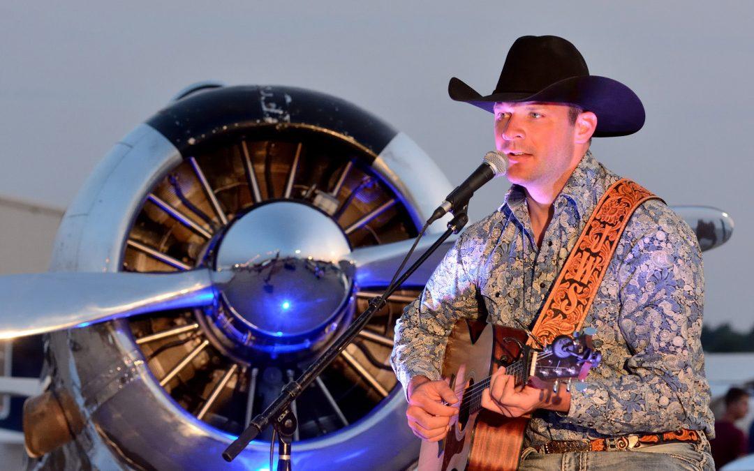 John Wayne Schulz – The High Flying Pilot, Singer, U.S. Marine