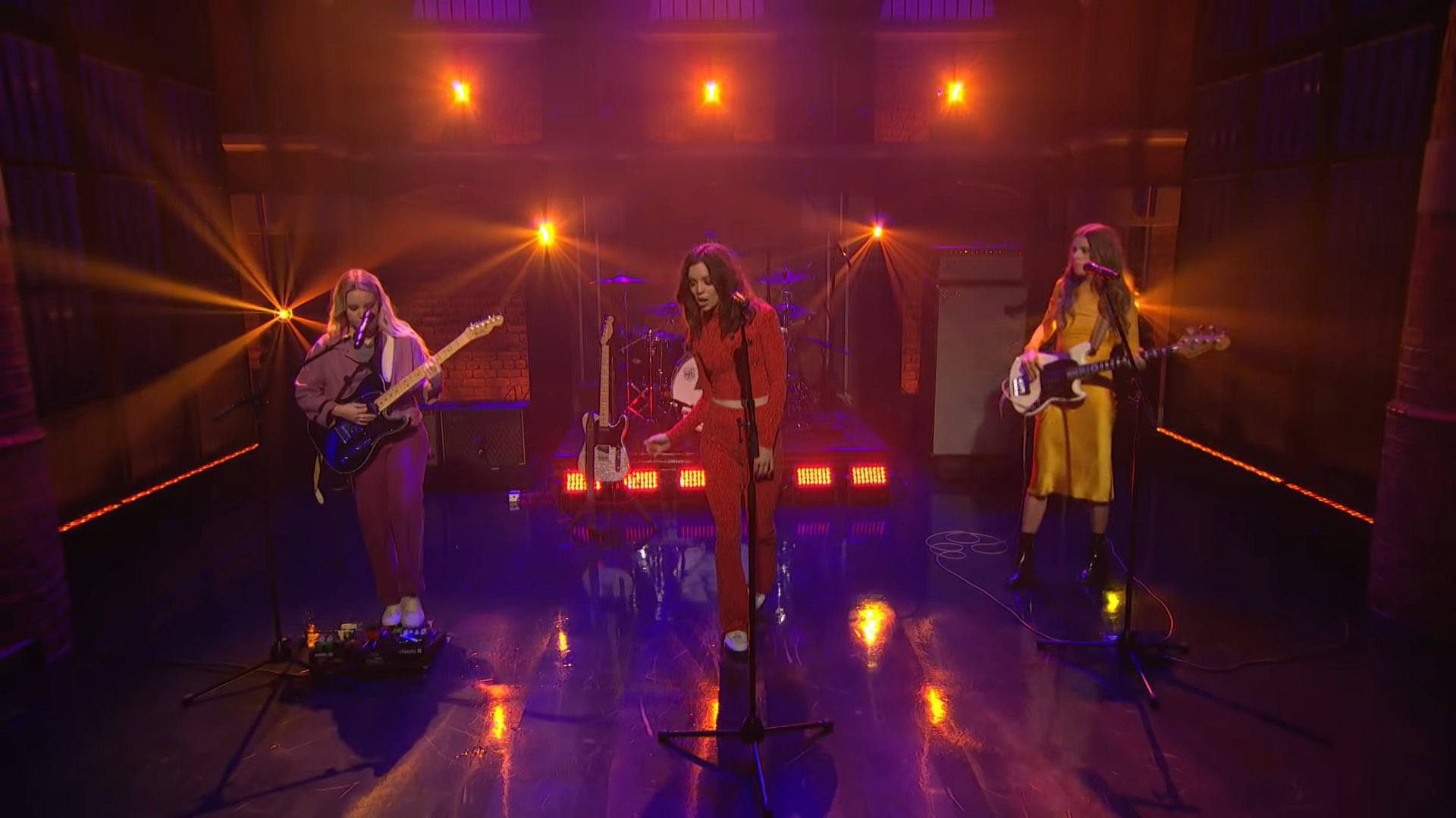 The Aces - Late Night with Seth Meyers