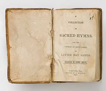 A Collection of Sacred Hymns for the Church of the Latter Day Saints