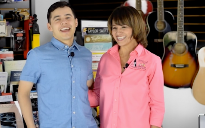 Real Life Stories: David Archuleta's Mom Opens Archuleta Performing Arts for Ages 3-18