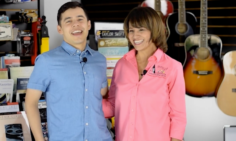 David Archuleta's Mom Opens Archuleta Performing Arts for Ages 3-18