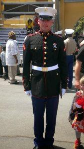 John Wayne Schulz - Marine