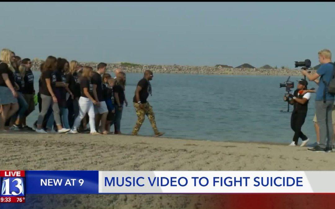 Alex Boyé- Music Video to Fight Suicide