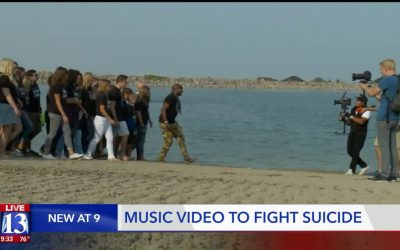 Herriman Utah Community Joins Alex Boyé in Creating Music Video about Suicide Prevention