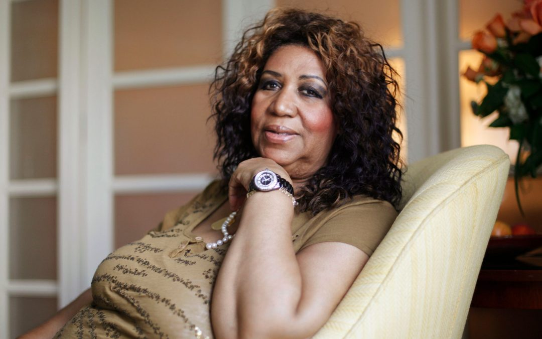 "Aretha Franklin – ""The Queen of Soul"" with Gospel Roots"