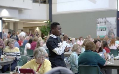"Flash Mob Surprises Crowd at BYU Food Court with New Version of ""I am a child of God"""