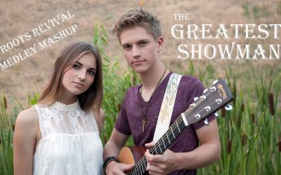 "Isabel Oakeson and Easton Shane Perform an Amazing Medley of Songs from ""The Greatest Showman"""