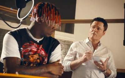 Millennial Rapper Lil Yachty and 60s Heartthrob Donny Osmond Create Unforgettable Chef Boyardee Jingle Remix