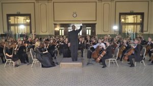 Lyceum Philharmonic at American Heritage School - Amazing Grace