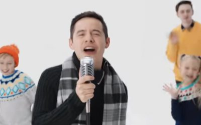 "David Archuleta Rings in the Holidays with His New Single ""Christmas Every Day"""