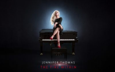 "Jennifer Thomas' New Masterpiece – ""The Fire Within"""