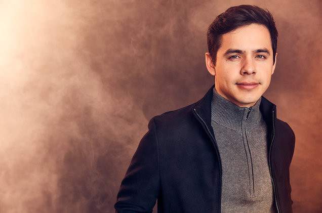 David Archuleta Talks About How His Faith Has Been a Major Factor in His Success