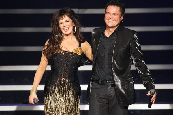 Donny and Marie Osmond - Las Vegas Show