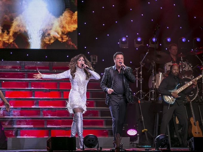 Donny and Marie Osmond to End Their Las Vegas Show in November 2019